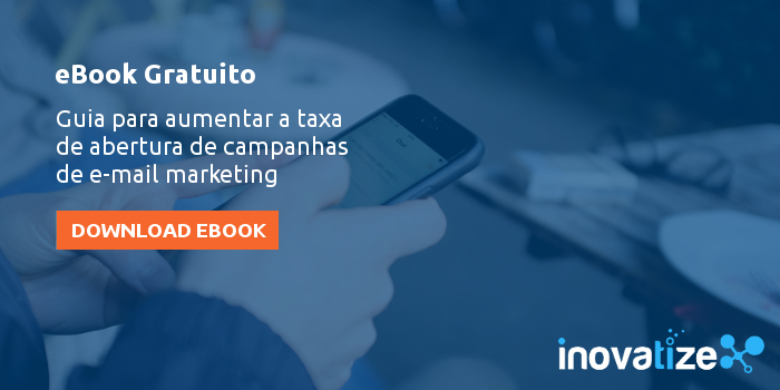 eBook Aumentar a taxa de abertura de campanhas de e-mail marketing