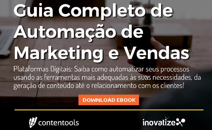 [eBook] Guia completo de automação de marketing e vendas
