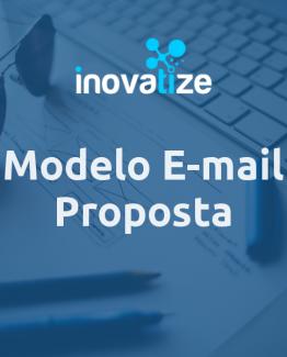 Capa para o modelo de e-mail pra proposta comercial