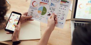 Como você mede os resultados do marketing de conteúdo da sua empresa?